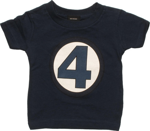 Fantastic Four Logo Infant T-Shirt