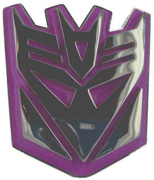Transformers Decepticon Logo Belt Buckle