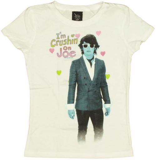 Jonas Brothers Crushin Joe Youth T-Shirt