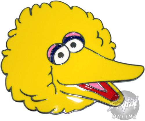 Sesame Street Big Bird Belt Buckle