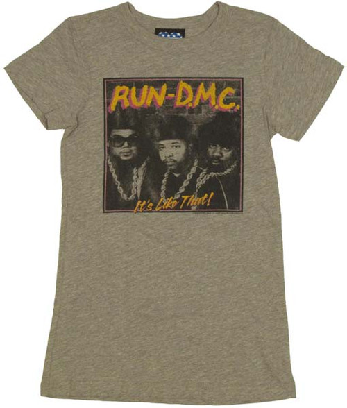 Run DMC Like That Baby Tee