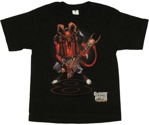 Guitar Hero Devil Youth T-Shirt