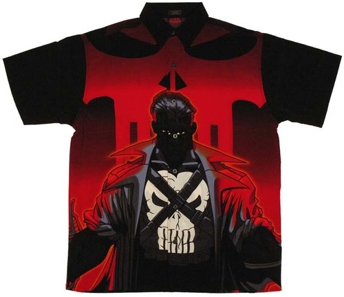 Punisher Shadow Club Shirt