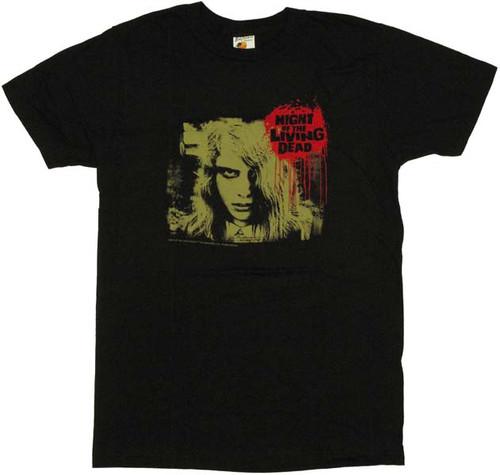 Night of the Living Dead Karen T-Shirt Sheer