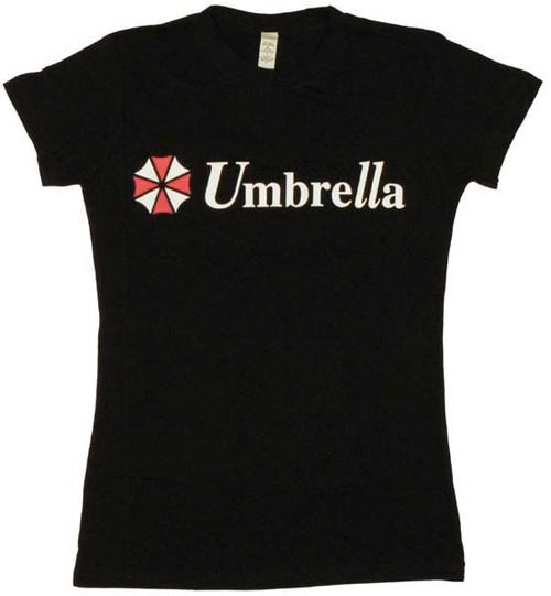 Resident Evil Logo Baby Tee