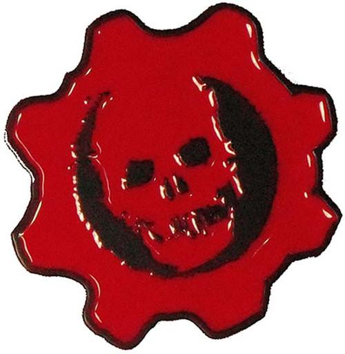 Gears of War Omen Belt Buckle