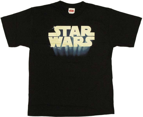 Star Wars Logo Youth T-Shirt