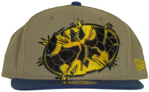 Batman Exploding Logo 59FIFTY Hat