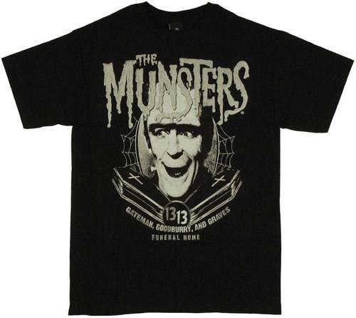 Munsters Herman T Shirt