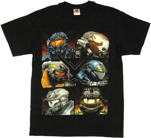 Halo Reach Boxes T Shirt