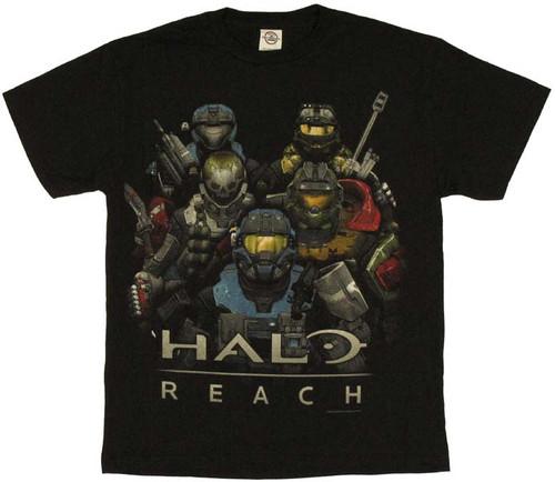 Halo Reach Group T Shirt