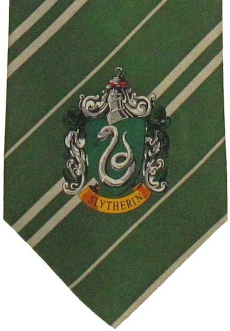 Harry Potter Slytherin Tie