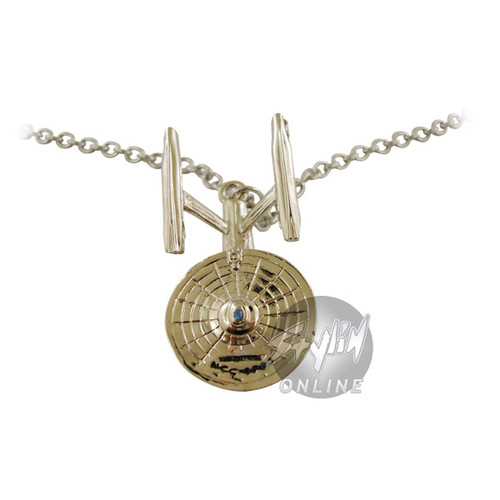 Star Trek Enterprise Necklace
