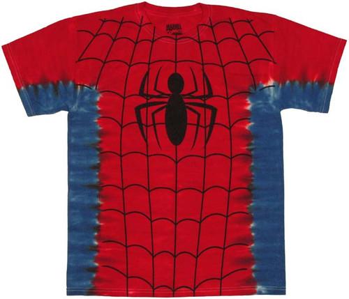Spiderman Costume T Shirt