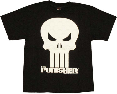 Punisher Skull Youth T Shirt