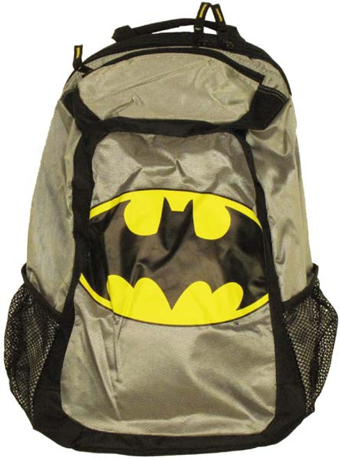 Batman Logo Cape Backpack