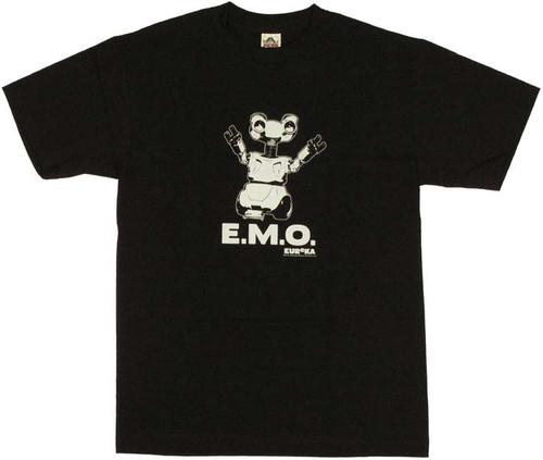 Eureka Emo T Shirt