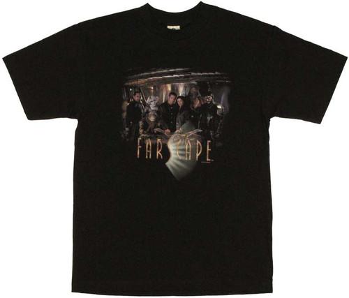 Farscape Cast T Shirt