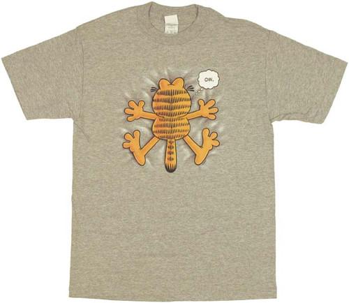 Garfield Ow T Shirt
