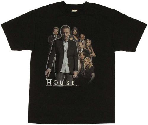 House Crew T Shirt