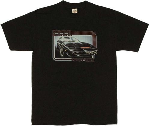 Knight Rider KITT T Shirt