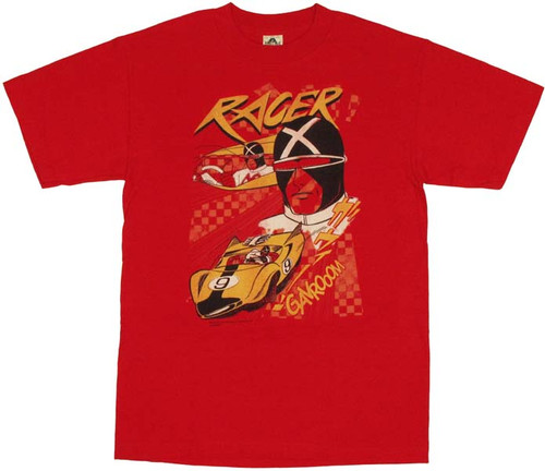 Speed Racer X T Shirt