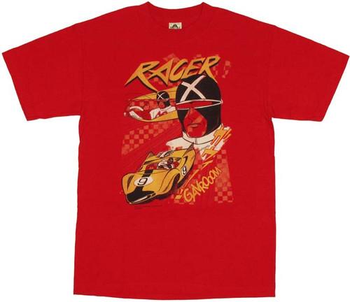 Speed Racer X T Shirt