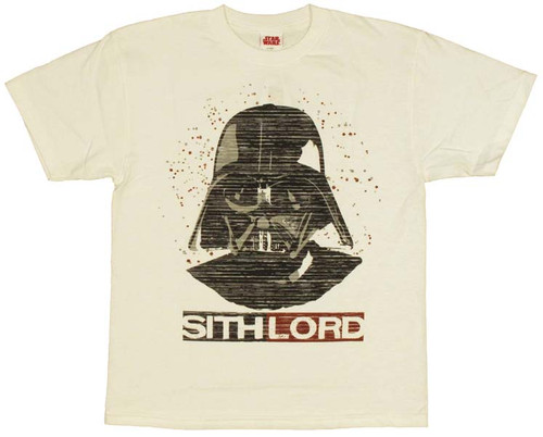 Star Wars Sith Lord Youth T Shirt