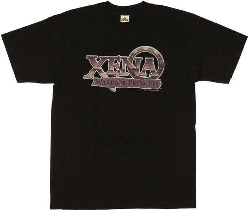 Xena Logo T Shirt
