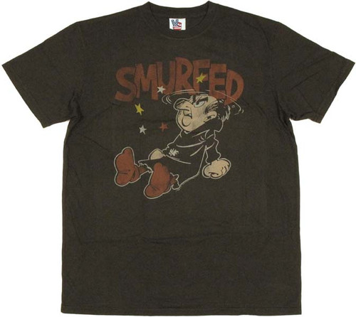 Smurfs Gargamel T Shirt Sheer
