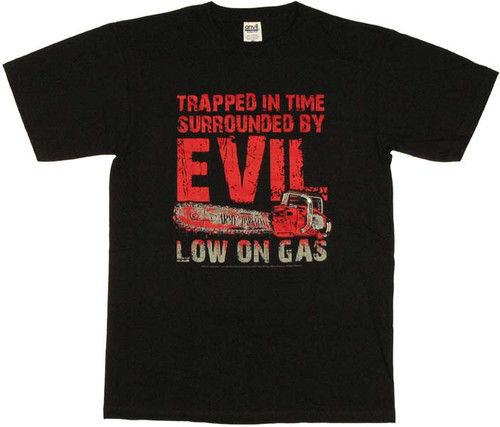Army of Darkness Gas T Shirt