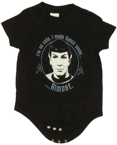 Star Trek Spock Snap Suit
