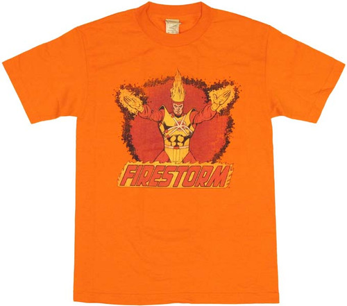 Firestorm Glow T Shirt