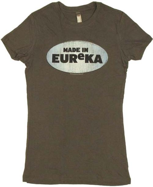 Eureka Made Baby Tee