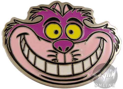 Alice in Wonderland Cat Belt Buckle