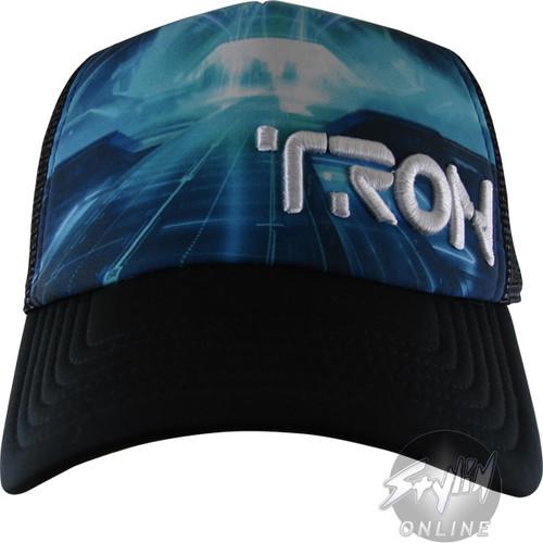 Tron Scene Hat