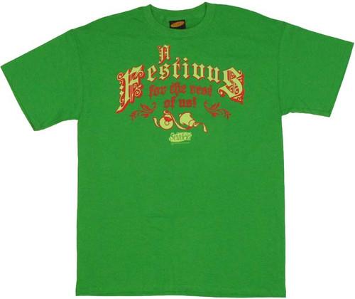 Seinfeld Festivus T Shirt