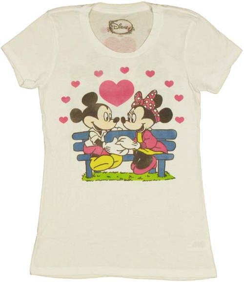 Disney Mickey Minnie Baby Tee