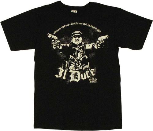 Boondock Saints Duce T Shirt