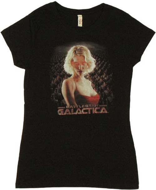 Battlestar Galactica Tricia Baby Tee