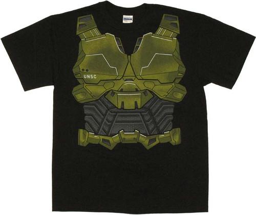 Halo Armor T Shirt
