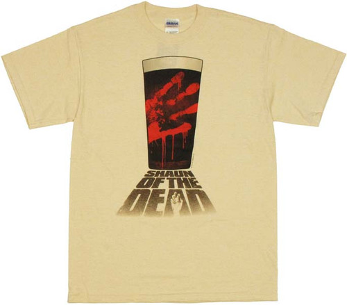 Shaun of the Dead Logo T Shirt