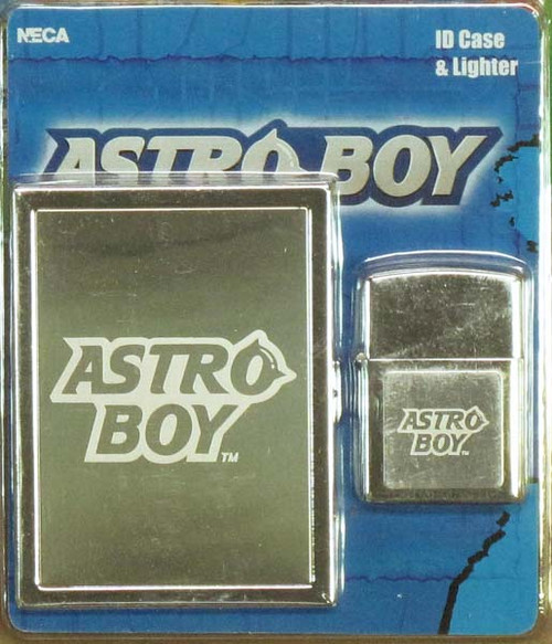 Astro Boy Logo Lighter Combo