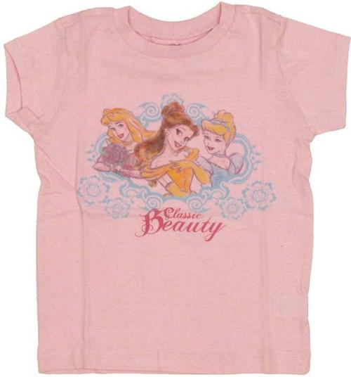 Disney Princess Beauty Youth T Shirt