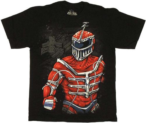 Power Rangers Lord Zedd T Shirt