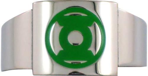 Green Lantern Logo Ring