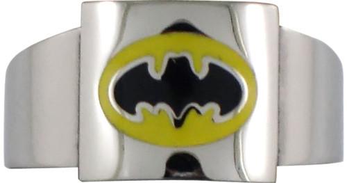 Batman Logo Ring