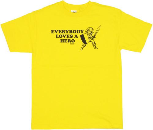 Zelda Hero T Shirt