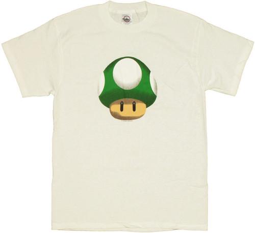 Nintendo Mushroom T Shirt