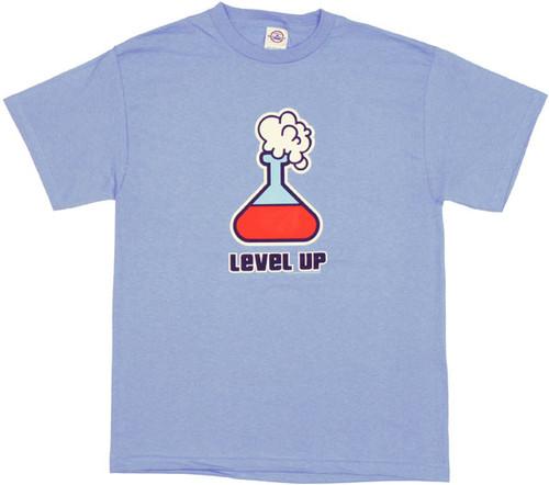 Nintendo Level Up T Shirt